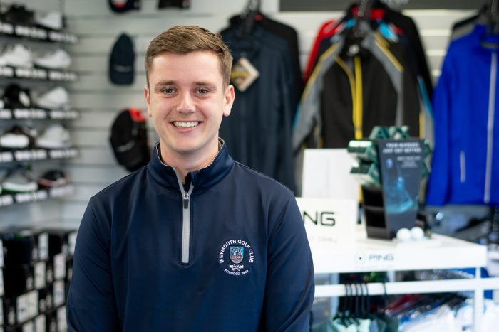 Meet the Team - Mark Rankin, Assistant Professional