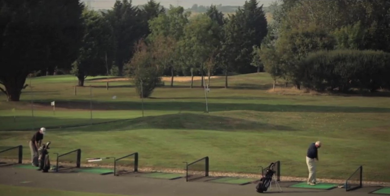 Practice Facilities - Practice Range & Chipping Area